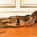 Sculpture - wood - 1875