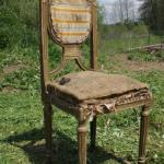 Chair - beech wood - 1810