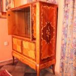Display Cabinet - wood - 1980