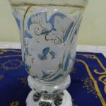 Glass Goblet - opal glass - 1840