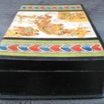 Painted Jewelry Box - 1930