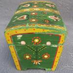 Painted Jewelry Box - 1950