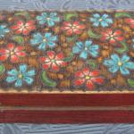 Painted Jewelry Box - 1935