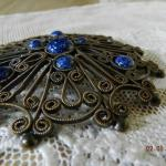 Brooch - metal - 1930