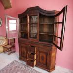 Bookcase - solid oak - 1817
