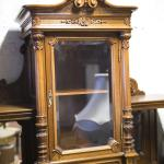 Cabinet - solid wood - 1900