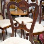 Four Chairs - wood - 1920