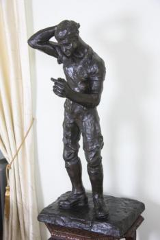 Sculpture - bronze - Reijnaert - 1934