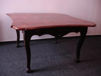 Dining Table - wood, oak - 1780
