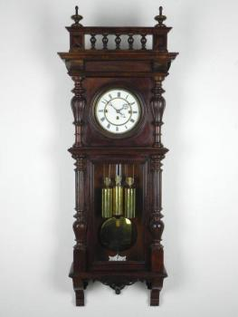 Wall Timepiece - French polish - 1890