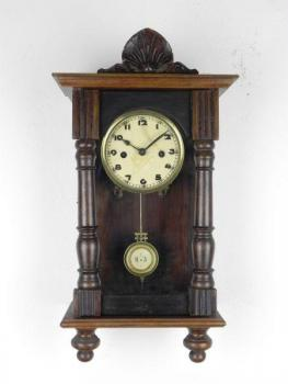 Wall Timepiece - wood - 1900