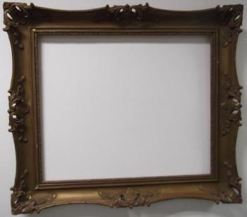 Picture Frame - wood - 1930