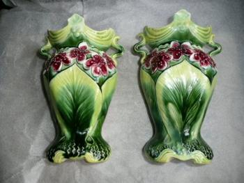 Pair of Porcelain Vases - 1900