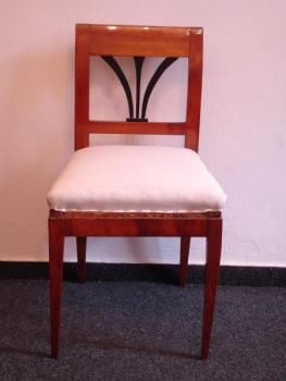 Chairs - cherry wood - 1820