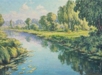 View of River - 1918