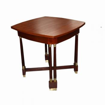 Coffee Table - solid beech, stained beech - 1910