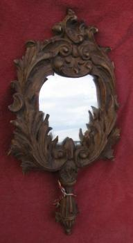 Mirror with Handle - 1880