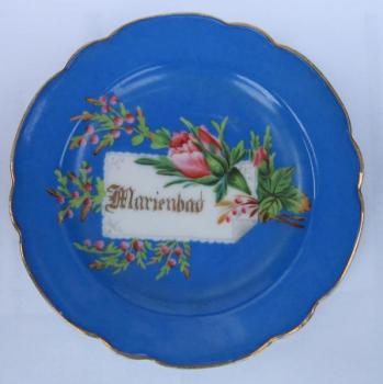 Side Plate - 1930
