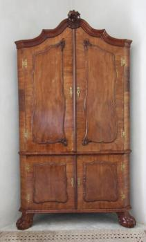 Cabinet - solid wood, veneer - 1830
