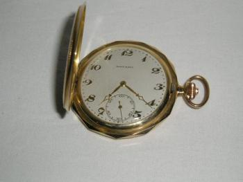 Pocket Watch - gold - Movado - 1920