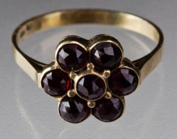Ladies' Gold Ring - gold - 1930