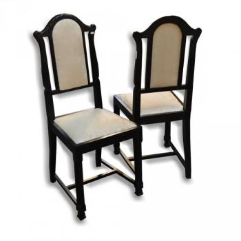 Four Chairs - beech wood - 1938