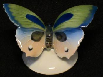 Porcelain Butterfly Figurine - Rosenthal - 1927