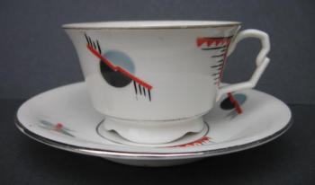 Cup and Saucer - 1940