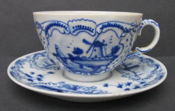 Cup and Saucer - 1960