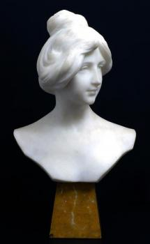 Bust of Woman - 1910