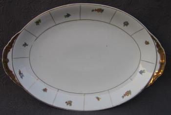 Oval Bowl - 1930