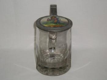 Glass Jug - 1870