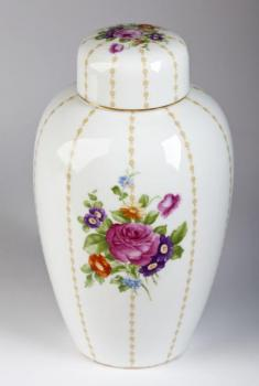 Porcelain Vase with Lid - Rosenthal - 1920