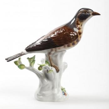 Meissen: The Bird