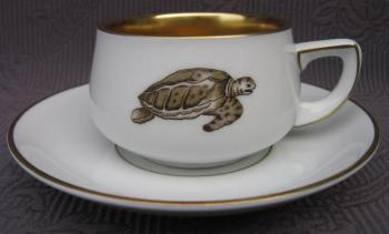 Cup and Saucer - 1990