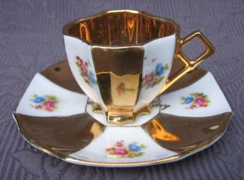 Cup and Saucer - 1910