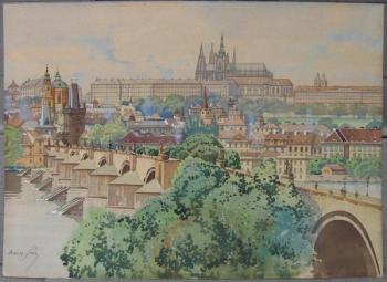 City of Prague - 1930