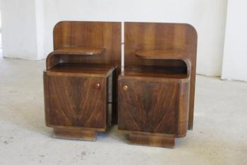 Pair of Bedside Tables - 1940