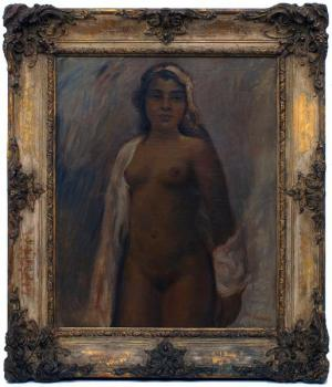 Nude Painting - 1930