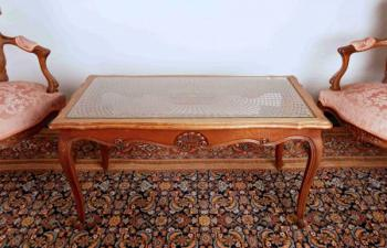 Coffee Table - oak - 1960