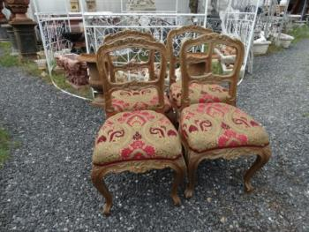 Four Chairs - 1840
