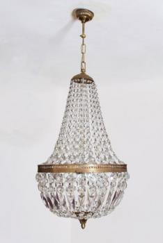Chandelier - crystal - 1984