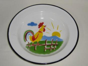 Plate - 1950