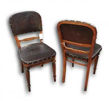 Four Chairs - 1900