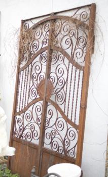 Decorative Gate - metal - 1930