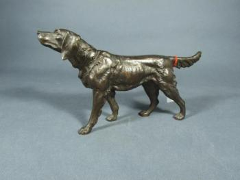 Animals - patinated metal - 1920