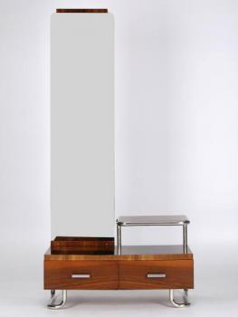 Tubular Steel Dressing Table from the, 1930s