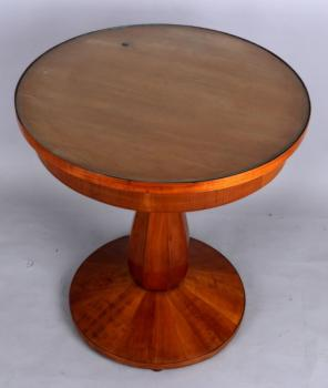 Dining Table - solid wood, cherry wood - 1930