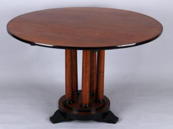 Dining Table - solid beech - 1930