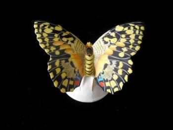 Porcelain Butterfly Figurine - Rosenthal - 1936